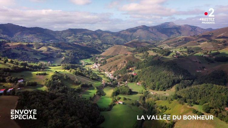 La vallée du bonheur (ENVOYÉ SPÉCIAL  / FRANCE 2)