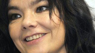 Björk annonce un nouvel album  (DOMINIQUE FAGET / AFP)