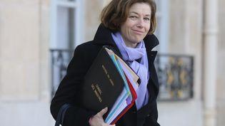 La ministre des Armées, Florence Parly, le 16 janvier 2019. (LUDOVIC MARIN / AFP)