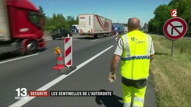 Sécurité : les sentinelles de l'autoroute