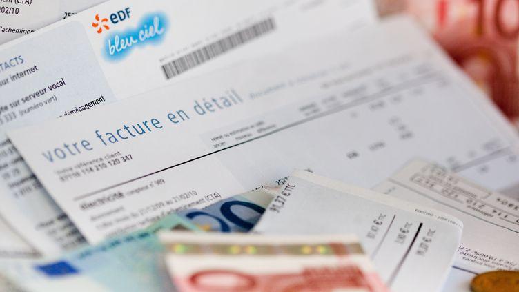 Le ministère dément un projet d'augmentation des tarifs EDF en 2015. (GARO / AFP)