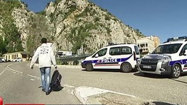 La Côte d'Azur fait face à l'afflux des migrants