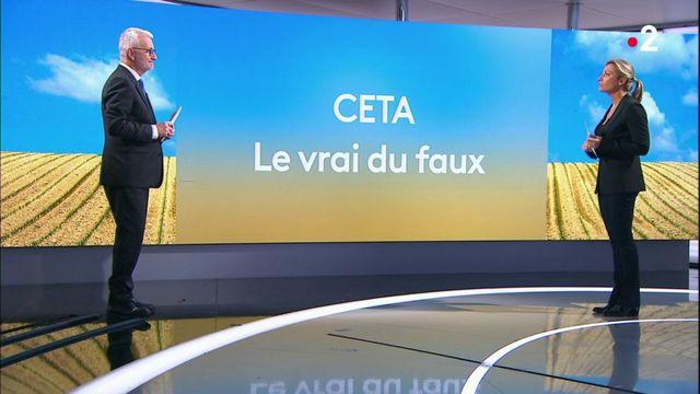 Accord de libre-échange Ceta : le vrai du faux