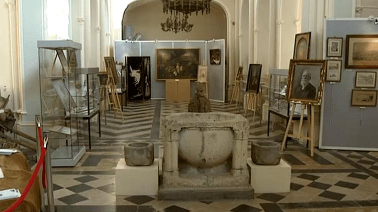Le musée Lombart à Doullens (Somme)  (France 3)