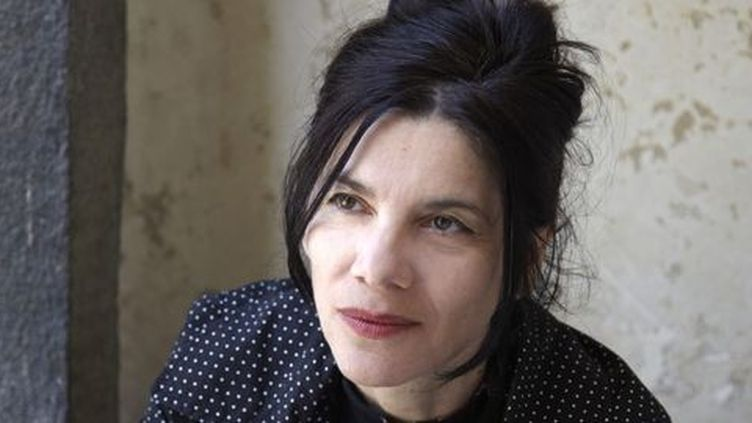 Brigitte Giraud est l'auteur de Pas d'inquiétude (Stock), l'un des nombreux ouvrages de la rentrée littéraire 2011.  (Stock)