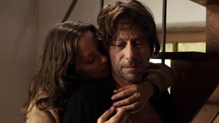 Les Fantômes d'Ismaël : Photo de Marion Cotillard et Mathieu Amalric  (Jean-Claude Lother / Why Not Productions)