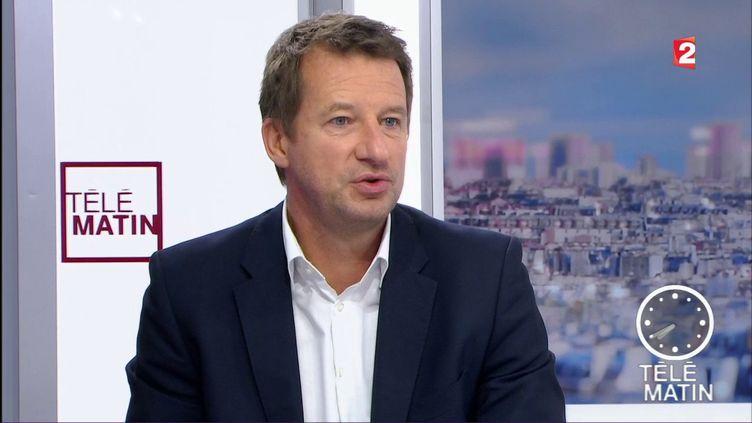 Yannick Jadot (France 2)