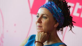 La Polonaise Olga Tokarczuk reçoit le prix Nobel de littérature 2018 (BEATA ZAWRZEL / NURPHOTO)