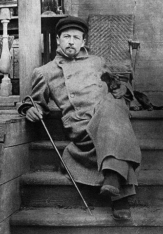 Anton Tchekhov  (Wikimedia Commons)
