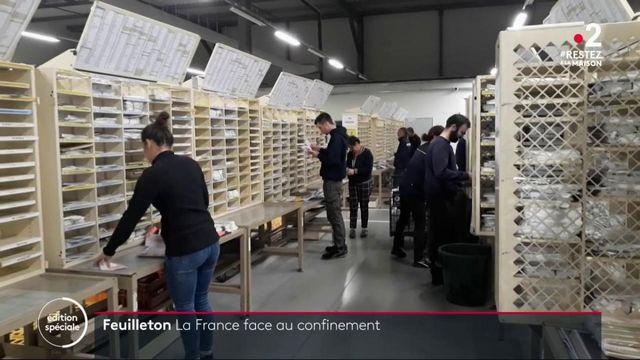Coronavirus : la France face au confinement