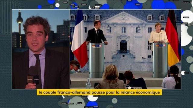 Plan de relance européen : pression maximale de la France et Allemagne