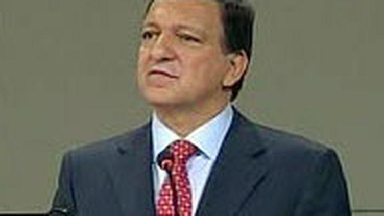 José Manuel Barroso, président de la Commission européenne (25/09/2006) (© France 2)