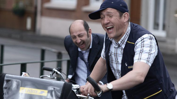 """Scène extraite du film """"Bienvenue chez les Ch'tis"""", sorti en salles en 2008. (KOBAL / AFP)"""