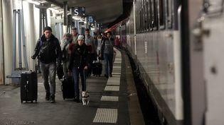 La Fnaut, association d'usagers des transports, veutéviter la fermetures des petites lignes SNCF (illustration). (MAXPPP)