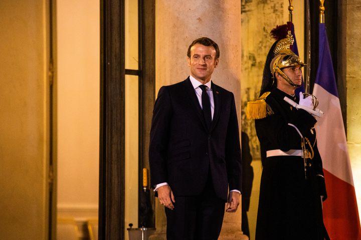 Les municipales de 2020 auront valeur de test pour la politique d'Emmanuel Macron à deux ans de la présidentielle. (XOSE BOUZAS / HANS LUCAS)