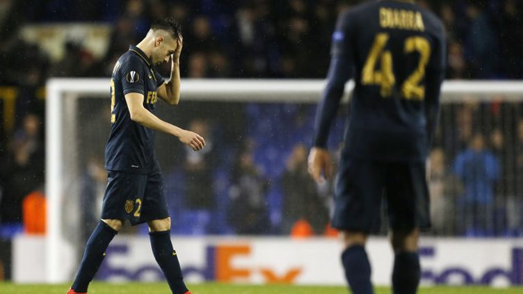 Stephan El Shaarawy ne jouera plus sous le maillot monégasque cette saison (IAN KINGTON / AFP)