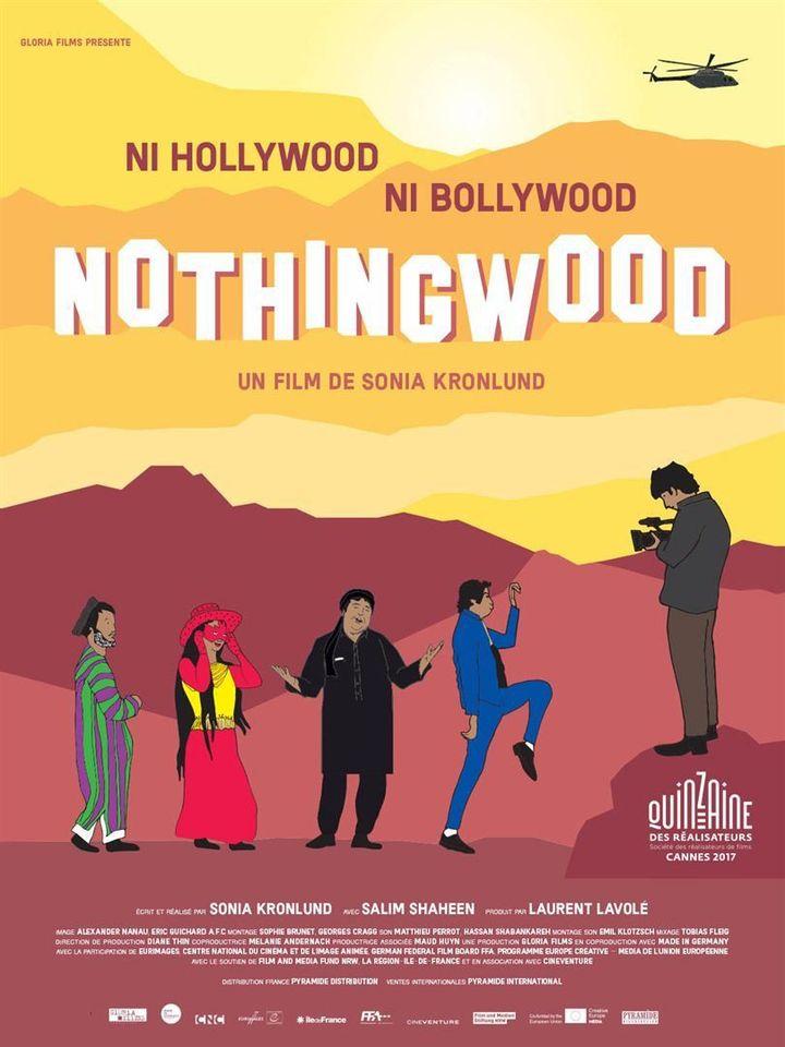 """Nothingwood"" : l'affiche  (Pyramide Distribution)"