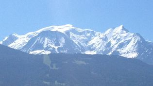 Le massif du Mont-Blanc. (SERGE WORRETH / FRANCE 3)