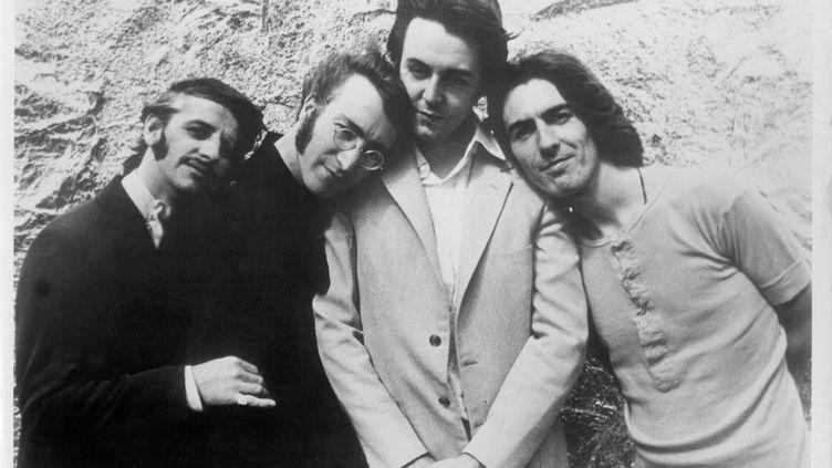 Les premières images du documentaire de Peter Jackson — The Beatles