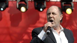 Michel Delpech, en 2007. (ERIC FEFERBERG / AFP)