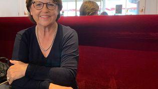 Martine Aubry, le 18 juin 2020. (ROSALIE LAFARGE / FRANCE-CULTURE)