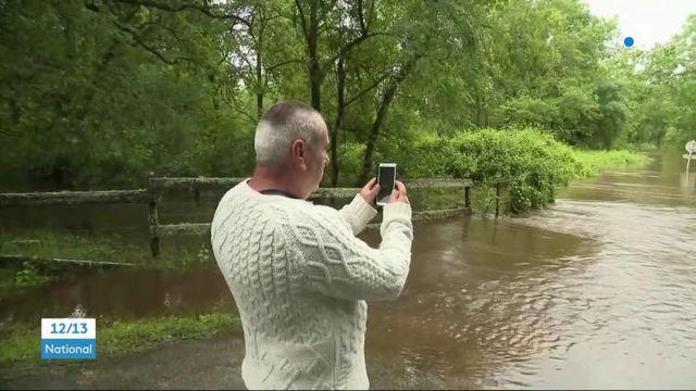 Intempéries : la Gironde touchée par des inondations
