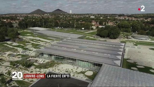 Louvre-Lens : la fierté Ch'ti