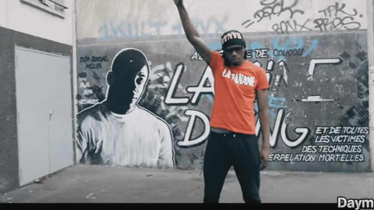 Le rappeurJo Le Pheno (capture d'écran de son clip)