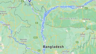 Les faits se sont déroulés àBurimari, au nord du pays. (CAPTURE ECRAN GOOGLE MAPS)