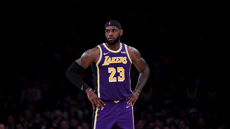 LeBron James (HARRY HOW / GETTY IMAGES NORTH AMERICA)