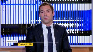 Julien Odoul (RN) (FRANCEINFO)
