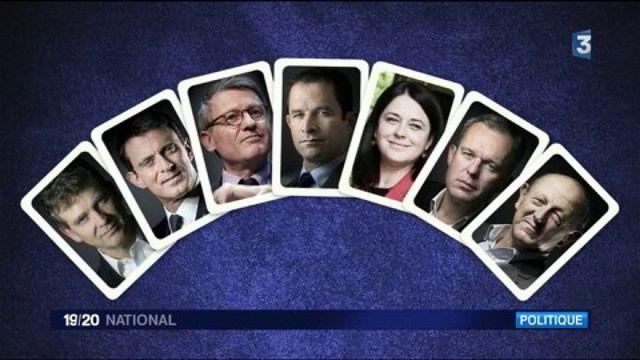 Primaire de la gauche : sept candidats retenus par la Haute autorité