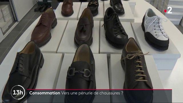 Consommation : une pénurie de chaussures dès l'automne ?