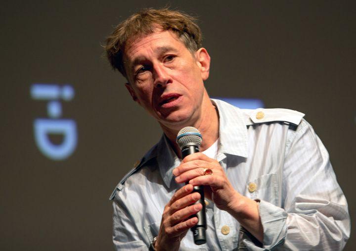 Bertrand Bonello lors de sa rencontre avec le public de la Quinzaine des Réalisateurs (Jean-François Lixon)