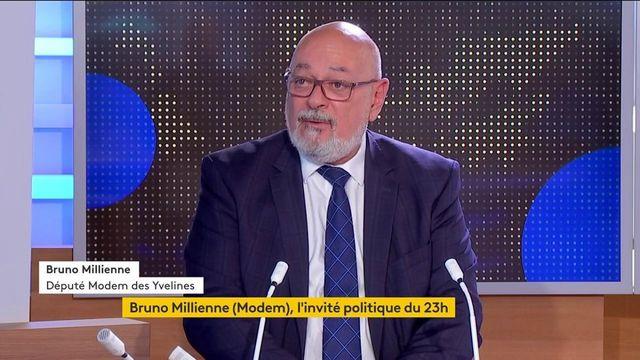 """Covid-19 : le député Modem des Yvelines Bruno Millienne trouve """"irresponsable que certains refusent de se faire vacciner"""""""