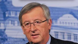 Jean-Claude Juncker à Bonn (Allemagne), le 12 mars 2010. (HENNING KAISER / DDP / AFP)