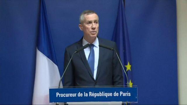 Attentats dans l'Aude : la conférence de presse de François Molins