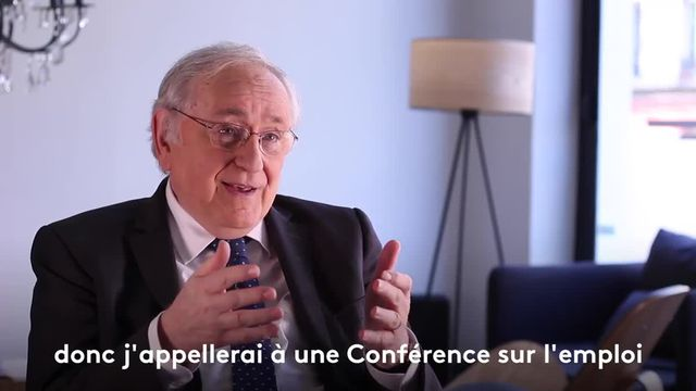 L'interview ADN : Cheminade