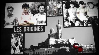 Les origines de la légende Zidane, à Marseille (FRANCE 2 / FRANCETV INFO)