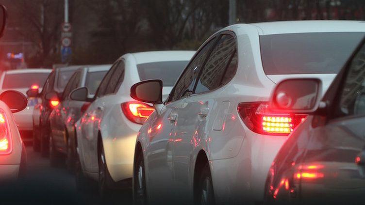 La pollution automobile augmente les passages aux urgences (Crédits Photo : © Pixabay / shilin wang)