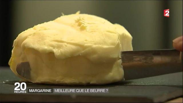 Margarine : des vertus ou un argument de vente ?