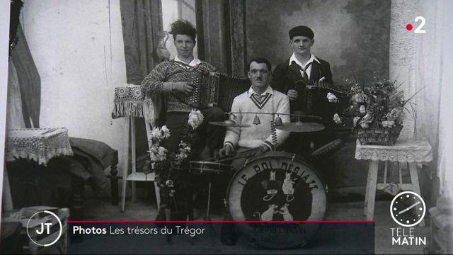 Photographie : un voyage dans la vie quotidienne dans les Côtes-d'Armor au début du XXe siècle