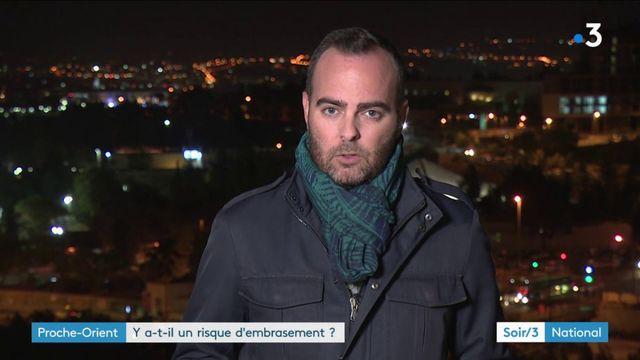 Nucléaire iranien : quels risques d'escalade des tensions dans la région ?