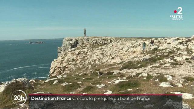 Destination France : Crozon, la presqu'île du bout du monde