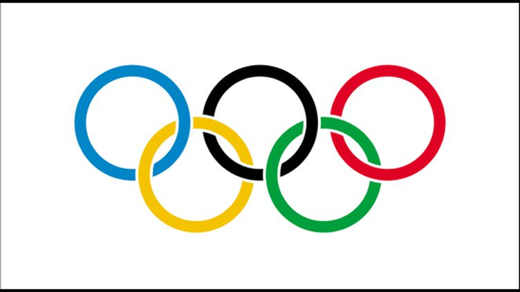 JO anneaux olympiques logo