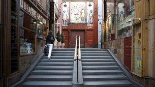 Le musée Grévin, à Paris, le 18 juin 2010. (ESCUDERO PATRICK / HEMIS.FR / AFP)