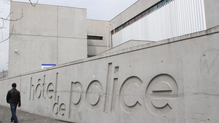 Hôtel de police de Lille-Sud (Nord). (DELPHINE GOLDSZTEJN / MAXPPP)