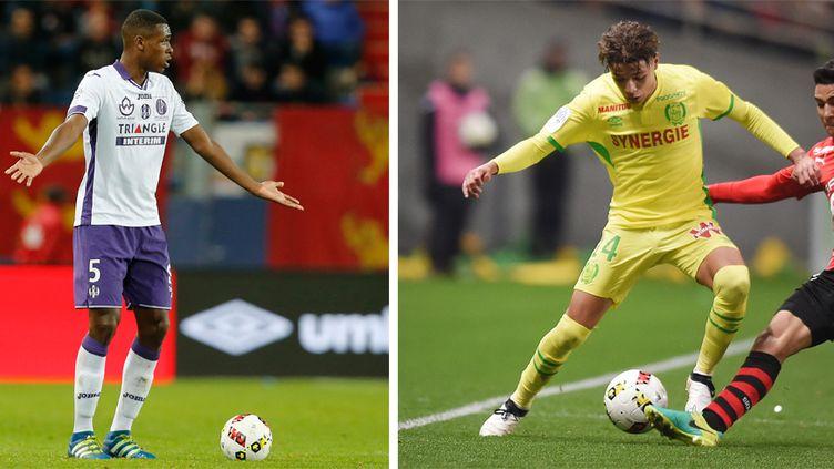 Issa Diop à Toulouse et Amine Harit à Nantes ont très vite confirmé, dans la lignée de leur Euro réussi.