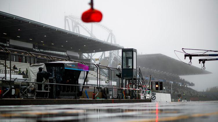 Les essais libres 1 et 2 ont été annulés à cause du mauvais temps (XAVI BONILLA / XAVI BONILLA)