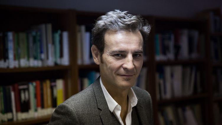 L'économiste Eric Heyer, le 27 septembre 2013. (LP / PHILIPPE DE POULPIQUET / MAXPPP)